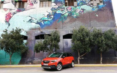 Opel Crossland X 1.2 Turbo: Αναμένοντας το διάδοχο