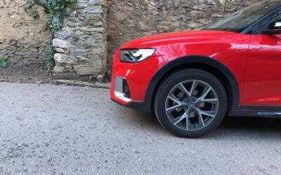 Audi A1 35 TFSI S tronic citycarver: Tι συμβαίνει με την απόσταση από το έδαφος
