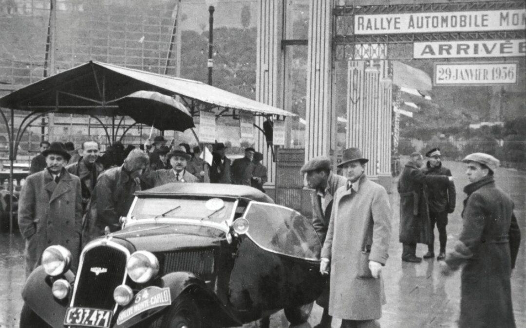 Ράλι Μόντε Κάρλο 1936: Η Αθήνα, ο ελέφαντας, η αδικία και το Skoda Popular