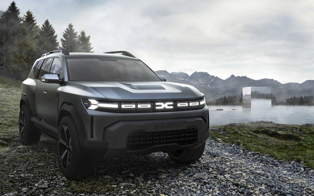 Νέο Dacia Bigster Concept: Ένα μεγάλο, προσιτό και σπαρτιάτικο SUV (video)