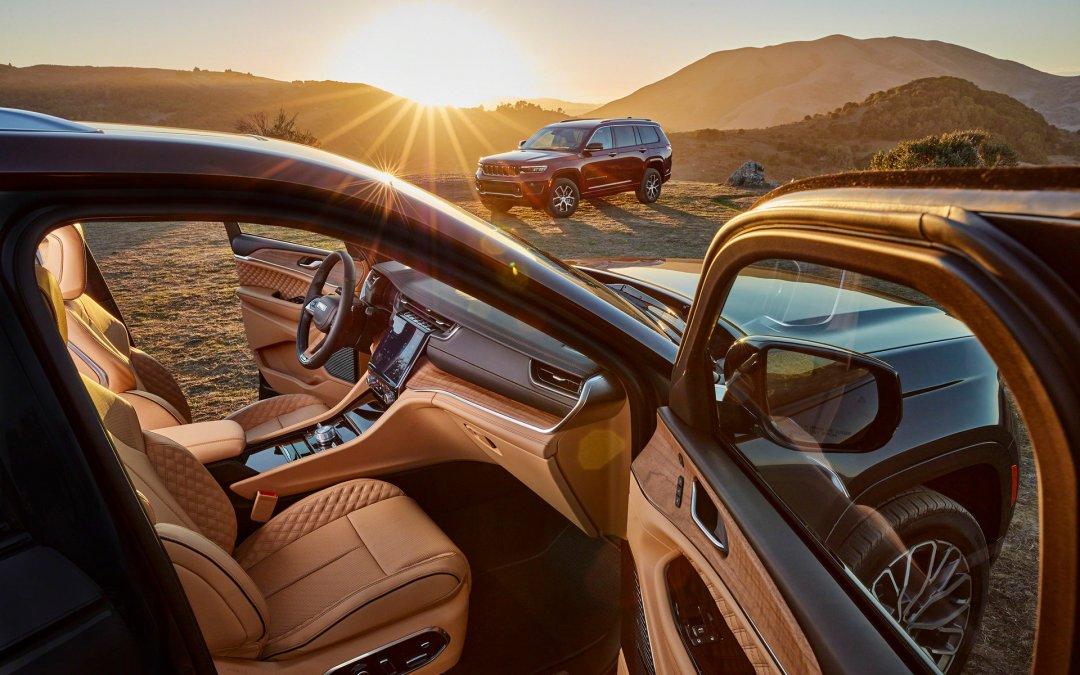 Νέο Jeep Grand Cherokee L: Για XL περιπέτειες και χώρους