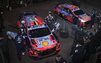 WRC, ράλι Μόντε Κάρλο: Ξεκίνησε το 4ο και τελευταίο σκέλος, τερματισμός στο πριγκιπάτο