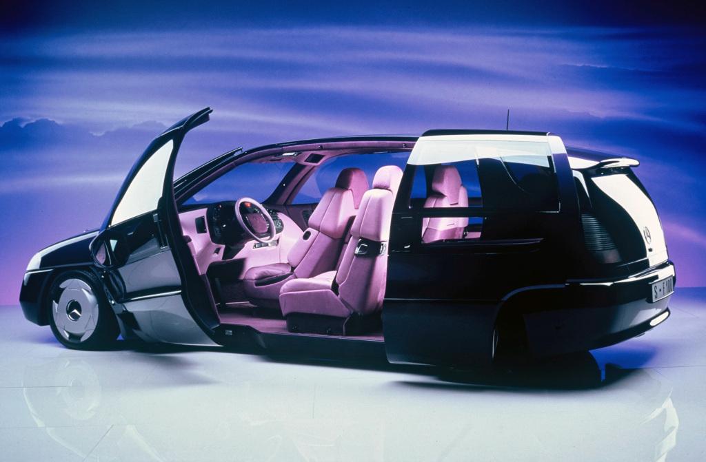 Mercedes-Benz F 100: Ότι «προέβλεψε» πριν 30 χρόνια έγινε πραγματικότητα!