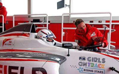 Ποια νεαρή «σοφερίνα» θα συνεχίσει την ιστορία των Λέλα Λομπάρτι, Ντεζιρέ Γουϊλσον, Τζιοβάνα Αμάτι στη Formula 1