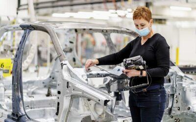 Skoda: Η ιδιαιτερότητα της νέας μονάδας παραγωγής (video)