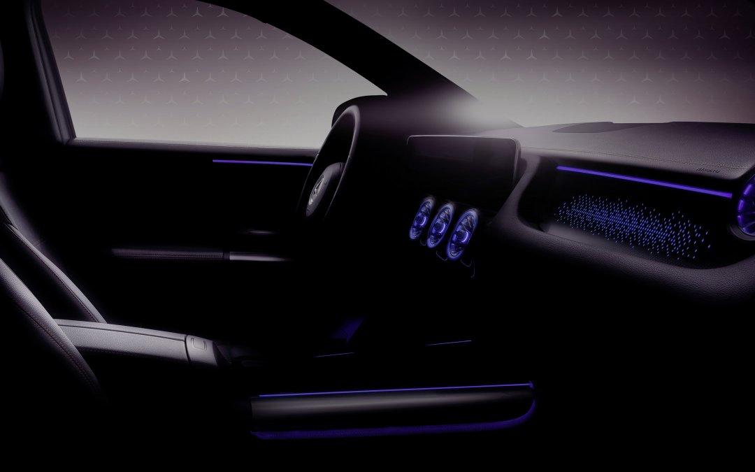 Mercedes EQA: Έτοιμη να κάνει ντεμπούτο
