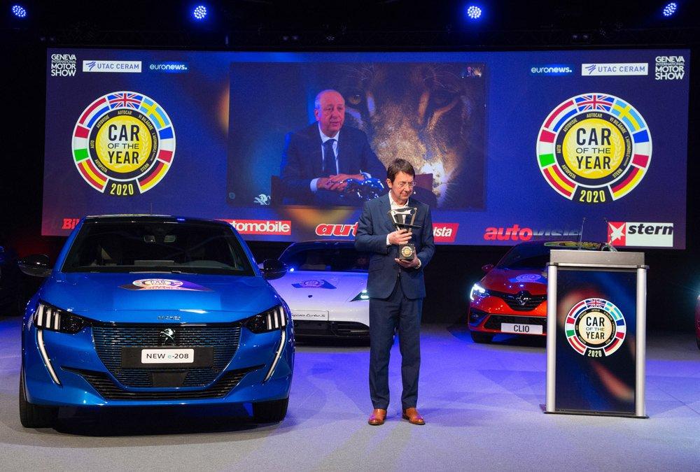 Αυτοκίνητο της Χρονιάς για την Ευρώπη 2021: Σε πιο μοντέλο θα παραδώσει το βραβείο το Peugeot 208