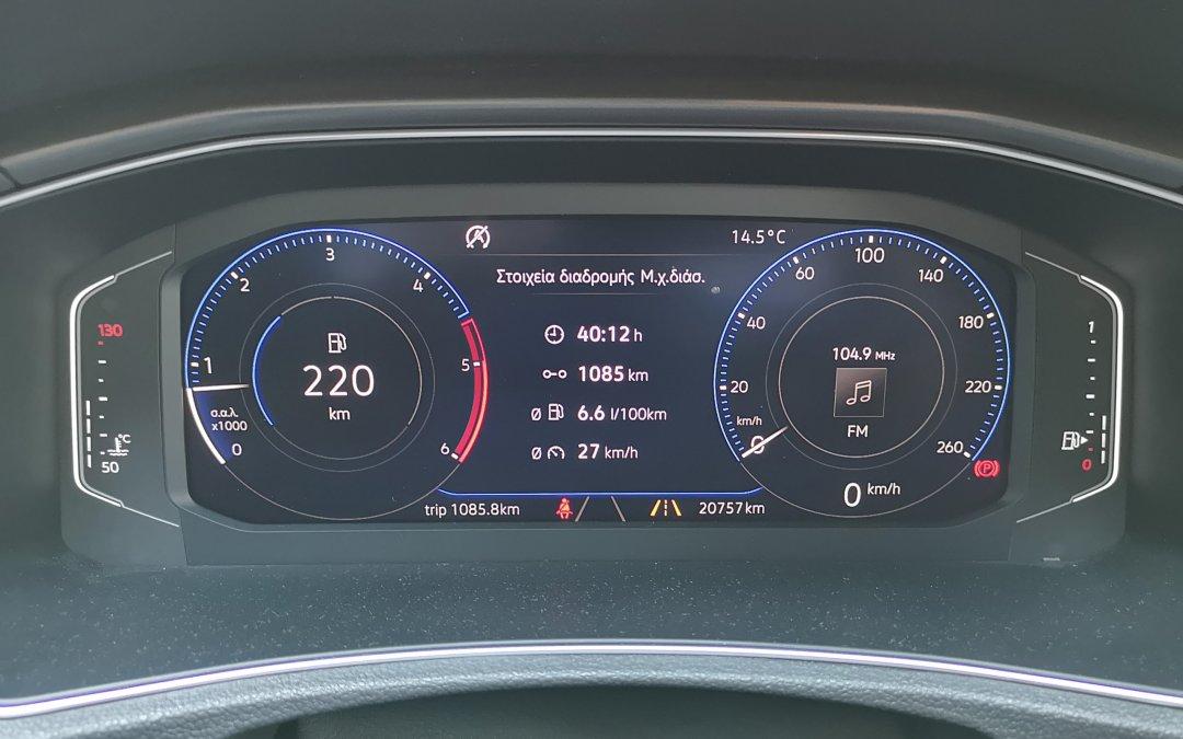 Volkswagen T-Roc 1.6 TDI 115 PS: Μετά από δύο χρόνια και 21.000 χλμ.
