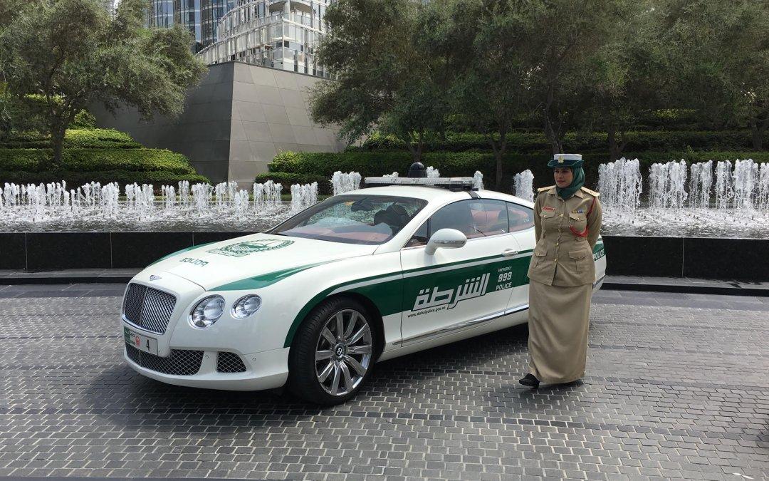 Dubai, Bentley και τα Πρωτοχρονιάτικα ταξίδια στο Εμιράτο