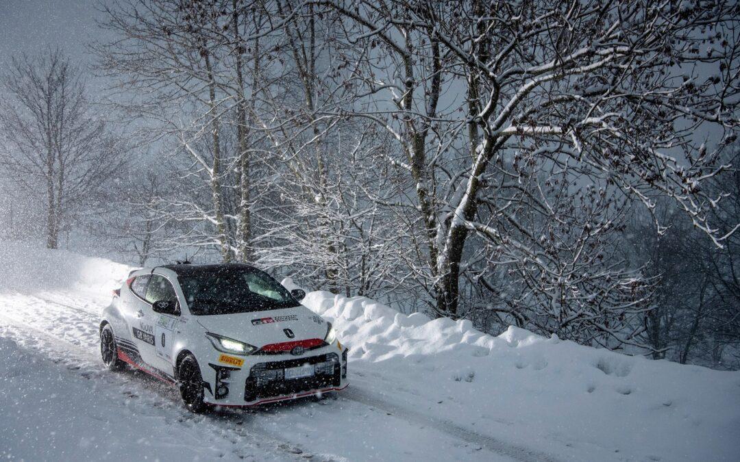 WRC, ράλι Μόντε Κάρλο: Το GR Yaris και σε ρόλο πλοηγού