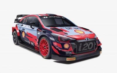 WRC, Hyundai Motorsport: Χωρίς φαντασία τα χρώματα στο i20 WRC, γιατί επήλθε διαζύγιο μεταξύ Νεβίλ-Γκιλσούλ (video)