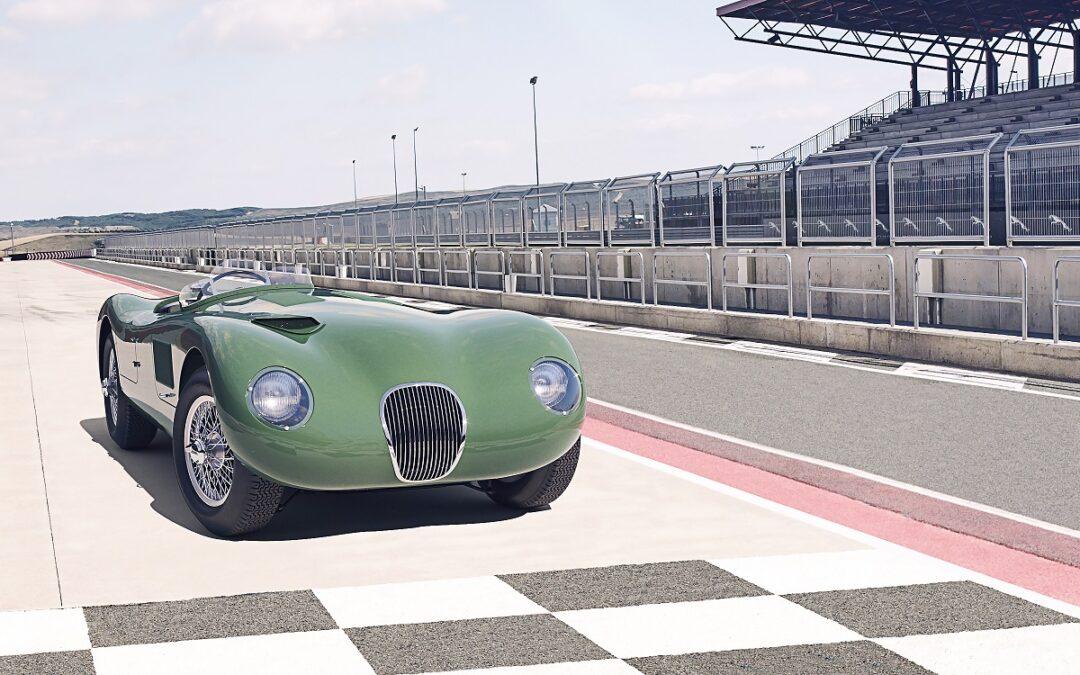Jaguar C-Type: Ανασταίνεται μετά από 70 χρόνια