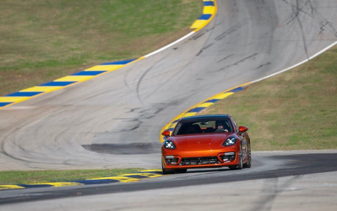 Porsche Panamera Turbo S: Δείτε τι μπορεί να κάνει σε 1 λεπτό και 31.51 δευτ. (video)