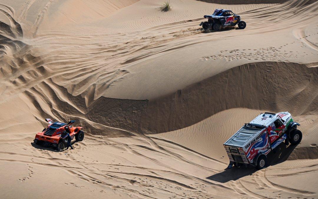 Ντακάρ 2021, 3η Ειδική Διαδρομή: Έχασε πολύτιμο χρόνο ο Σάινθ στην έρημο