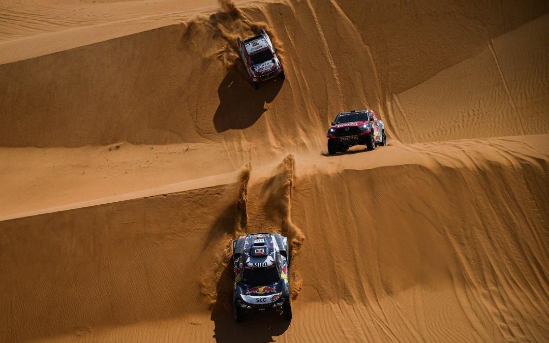 Ντακάρ 2021, 4η Ειδική Διαδρομή: Με προορισμό το Ριάντ η μεγαλύτερη διαδρομή του αγώνα