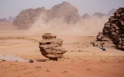Ντακάρ 2021, 11η Ειδική Διαδρομή: Σε διαδικασία τερματισμού; Τι μπορεί να αλλάξει