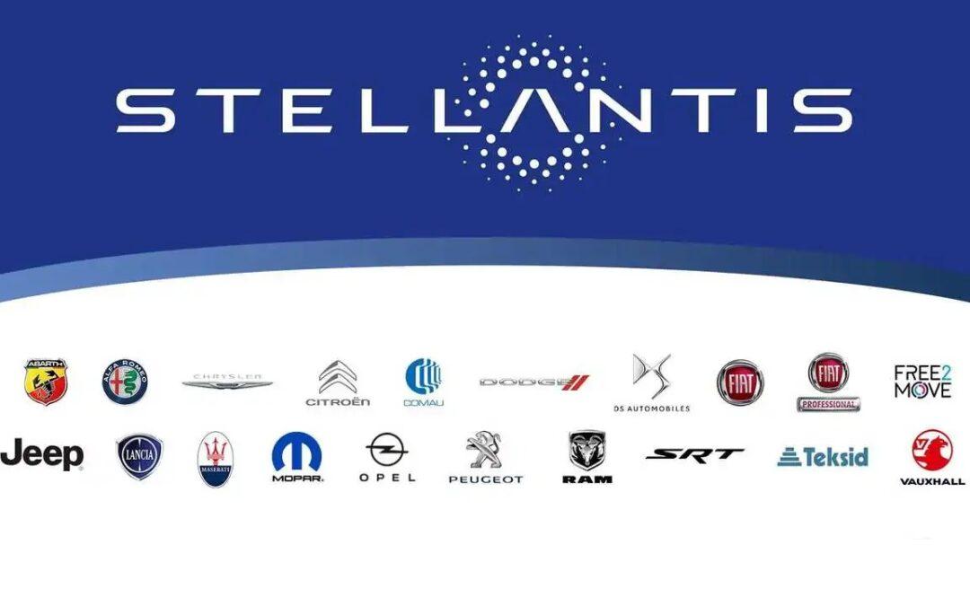 Stellantis: Επίσημη πρώτη για το νέο όμιλο