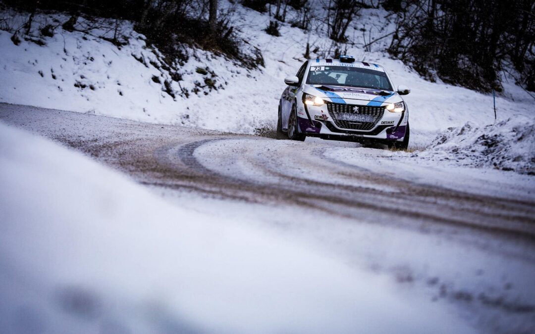 WRC, ράλι Μόντε Κάρλο: Η στιγμή της εγκατάλειψης των Παυλίδη-Χάριμαν (video)