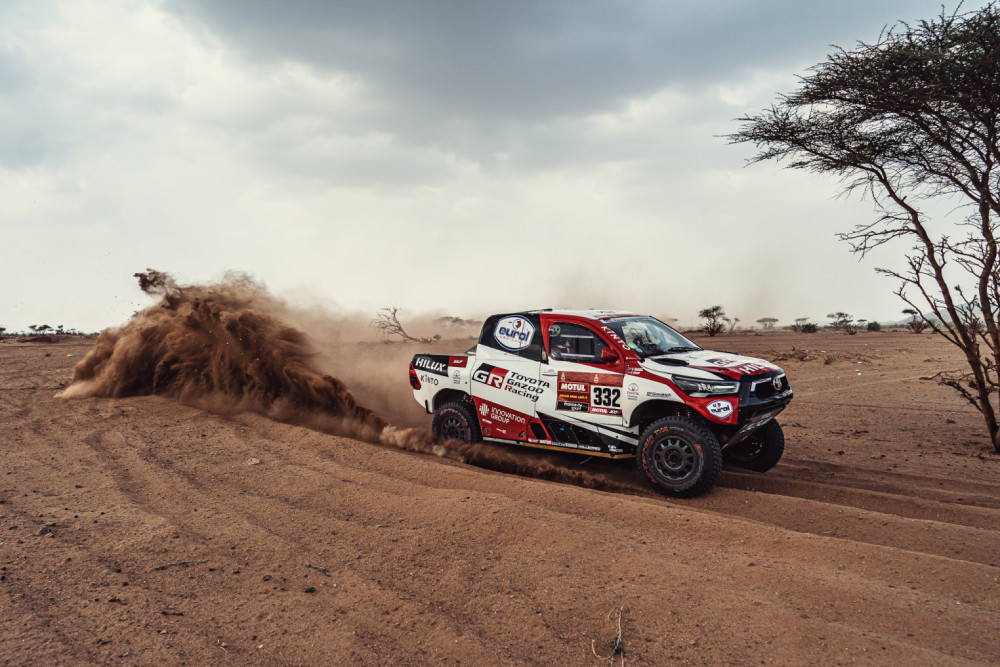 Toyota Gazoo Racing: Αρνητική όλη η ομάδα στον Covid -19