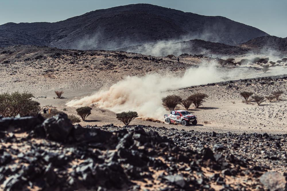 Dakar 2021, 5η Ειδική Διαδρομή: Ο Ντε Βιγιέ ταχύτερος