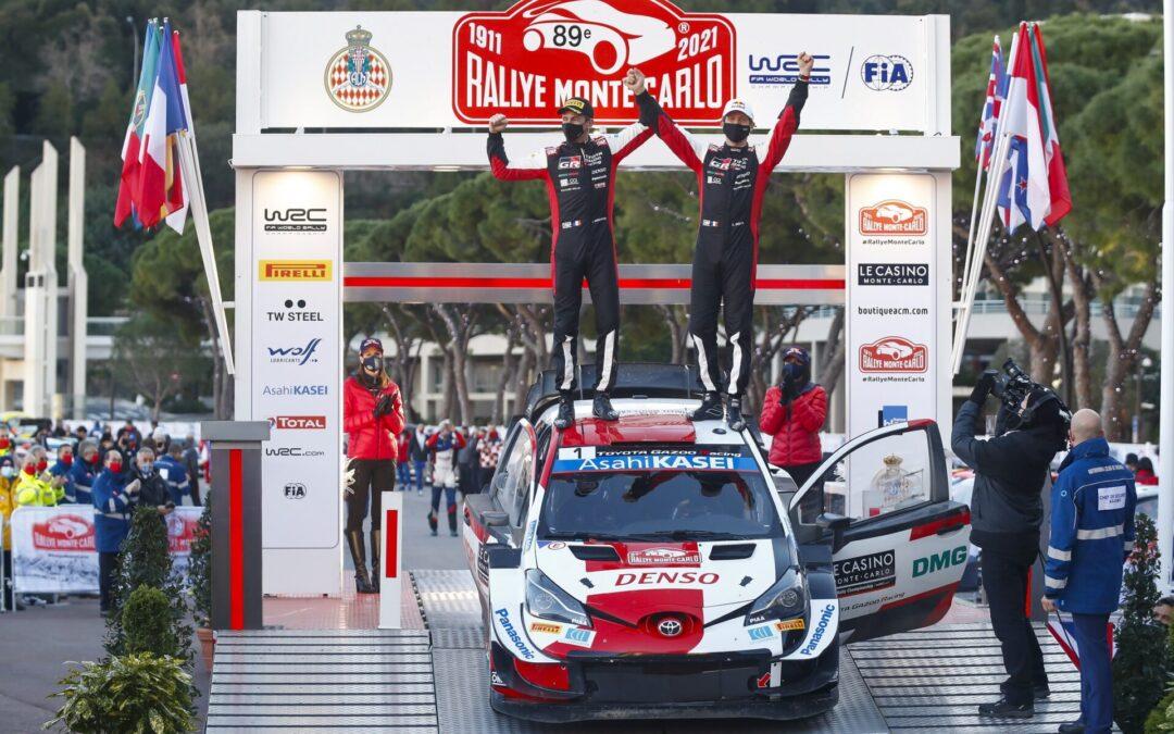 WRC, γιατί η νίκη στο φετινό ράλι Μόντε Κάρλο είναι τόση σημαντική για την Toyota (video)