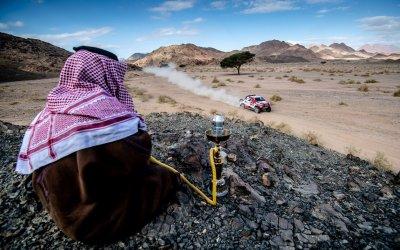 Nτακάρ 2021, 11η Ειδική Διαδρομή: Πετάει ο Αλ Ατίγια στις ειδικές και ο Πετερανσέλ στη γενική