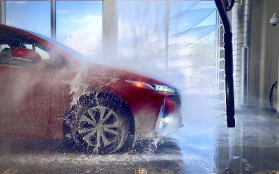 Toyota: Τα αυτόνομα μοντέλα θα… πλένονται μόνα τους όποτε νιώθουν βρώμικα!