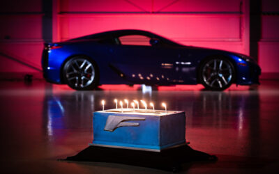 Lexus LFA: Στοιχείο το πάθος για τη δημιουργία του ονείρου