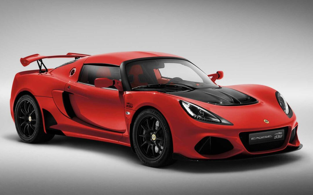 Lotus: Πλησιάζει το τελευταίο βενζινοκίνητο μοντέλο της