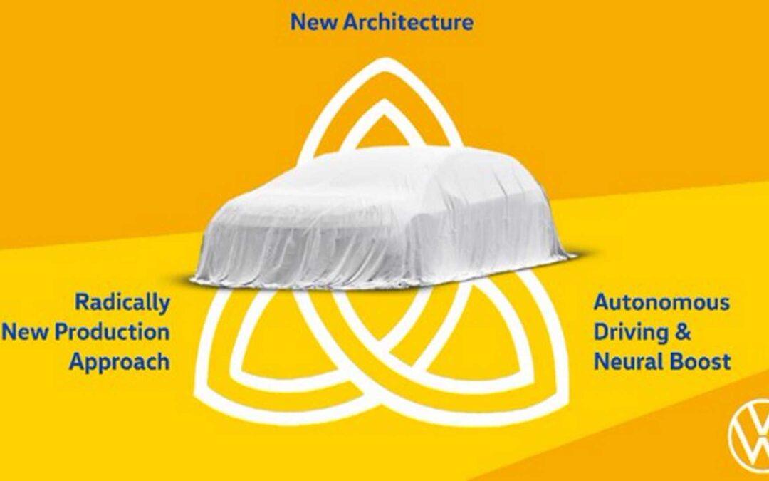 Νέο Volkswagen Project Trinity: Οι τρεις αλλαγές που φέρνει στην ηλεκτροκίνηση