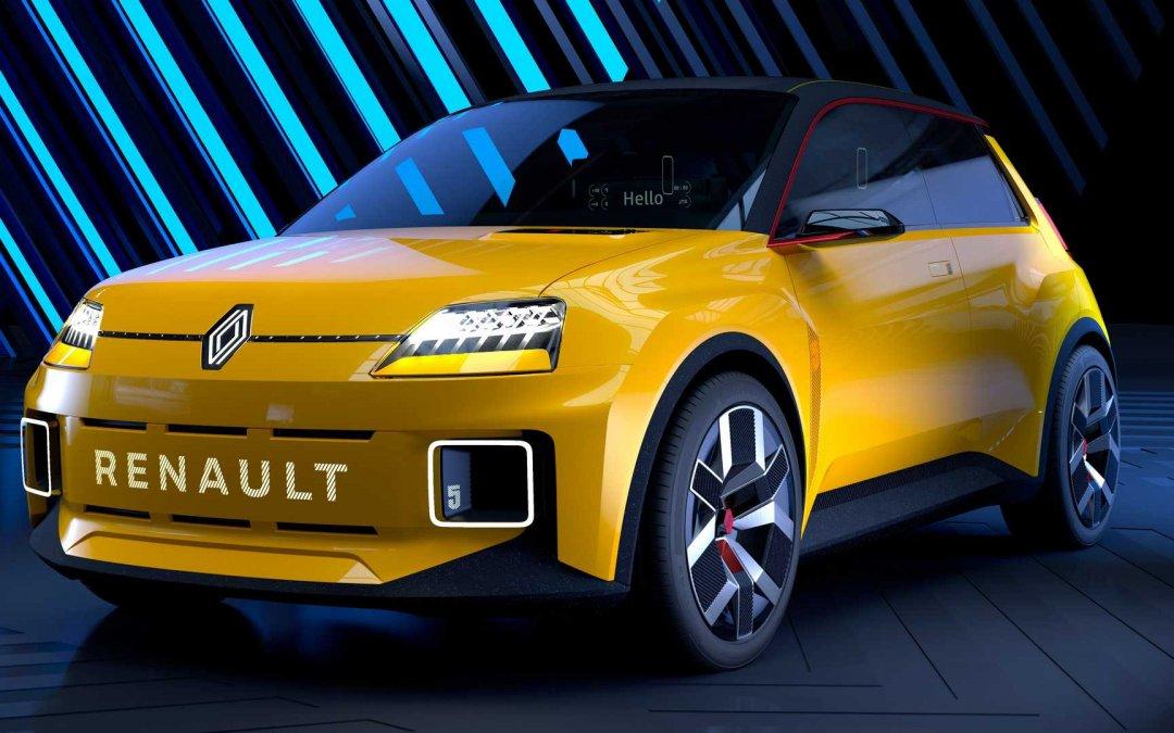 Αυτό είναι το νέο και αμιγώς ηλεκτρικό Renault 5 (Photos)