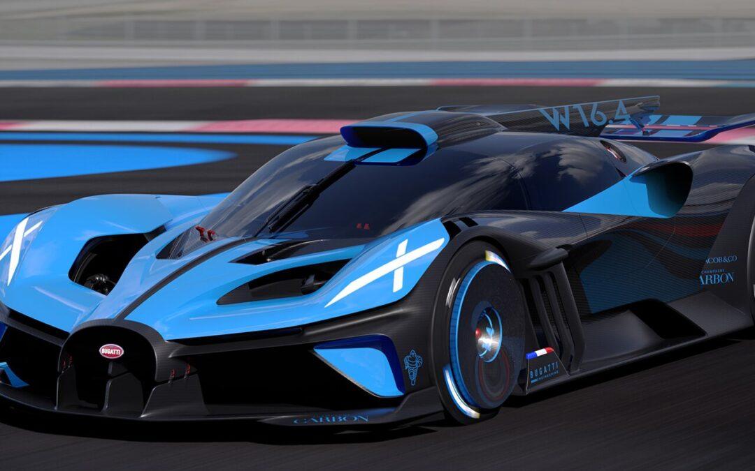 Bugatti Bolide: Μα καλά, πώς γίνεται να είναι τόσο γρήγορη;