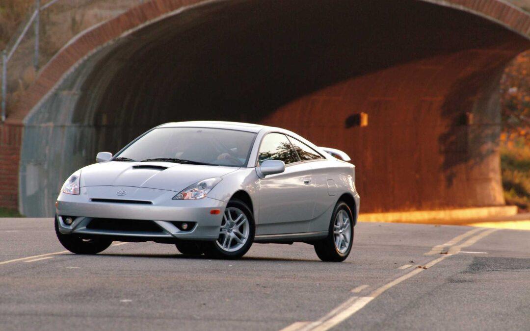 Επιστρέφει η Toyota Celica!
