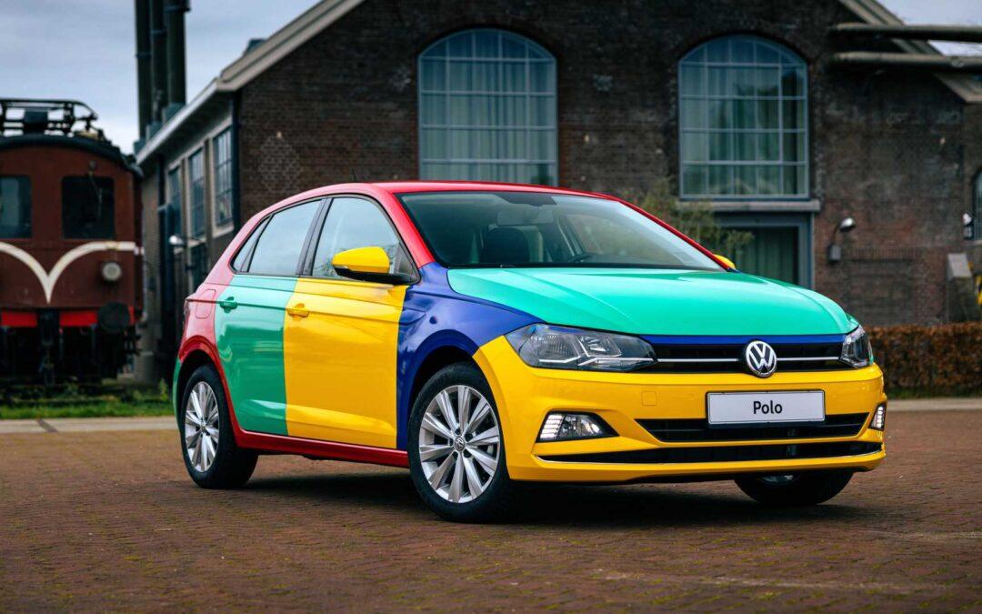 Volkswagen: Έγινε λάθος στο βαφείο με αυτό το Polo;