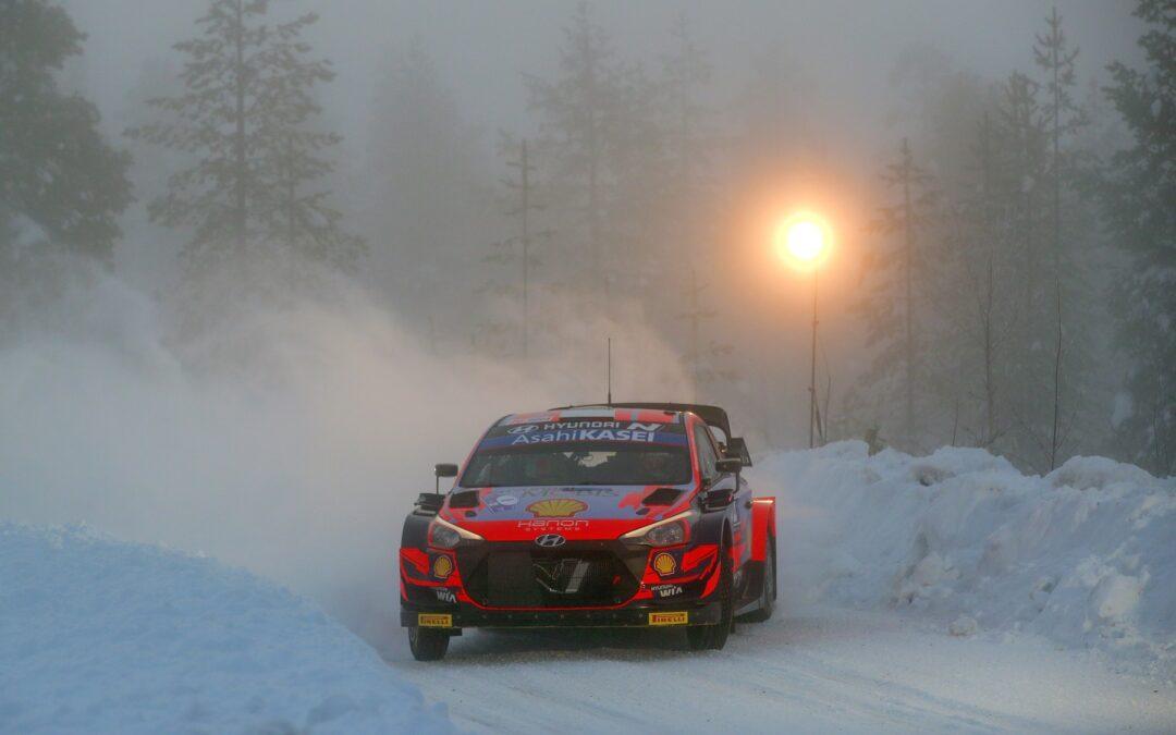 WRC, ράλι Αρκτικής: O Τanak ταχύτερος στο shakedown