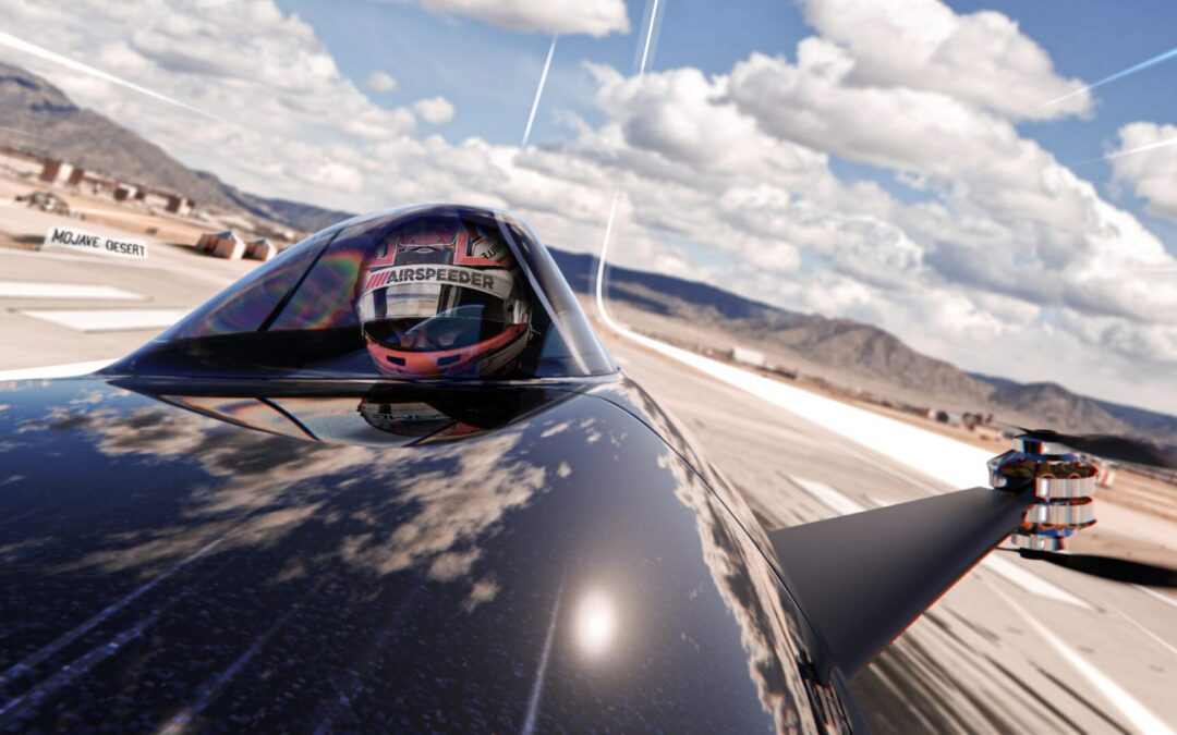 Airspeeder Mk3: Το πρώτο πρωτάθλημα με ιπτάμενα αυτοκίνητα