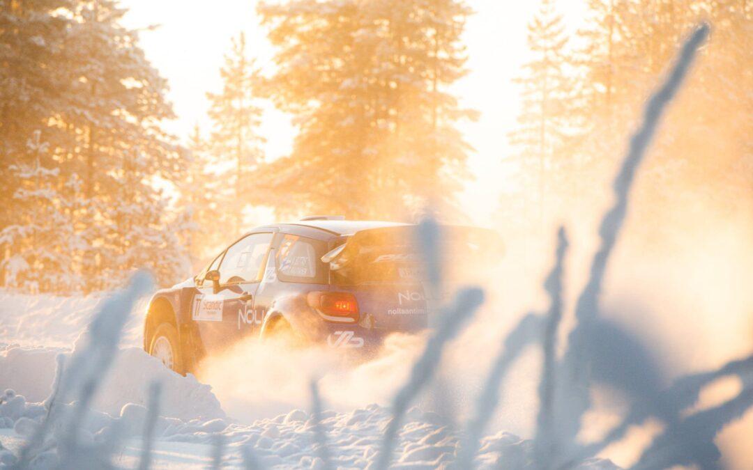 WRC, ράλι Αρκτικής: Μια πρώτη γεύση από τις Ειδικές Διαδρομές (video)
