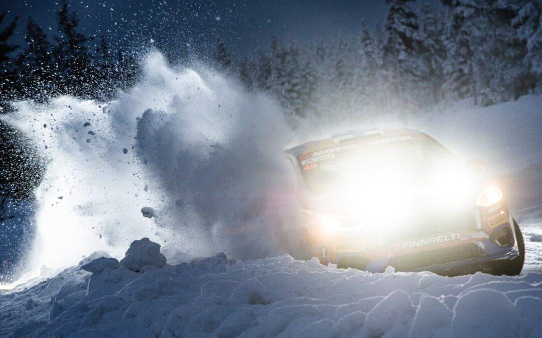 WRC, ράλι Αρκτικής: Με εκπλήξεις οι συμμετοχές (video)