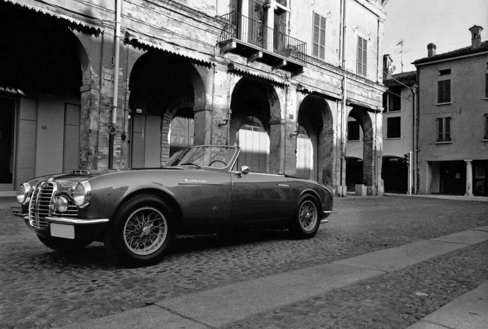 Maserati A6G 2000 Spyder: Ένα μοντέλο, μια ιστορία