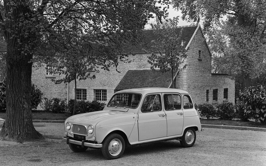 Renault 4:Πότε κυκλοφόρησε, πόσο πούλησε, πώς καινοτόμησε;