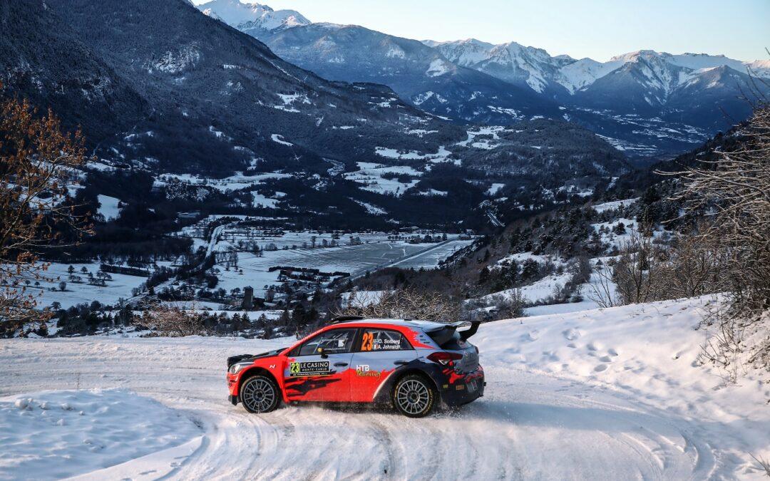 WRC, ράλι Αρκτικής: Συμμετοχή με προοπτική για τον  Σόλμπεργκ