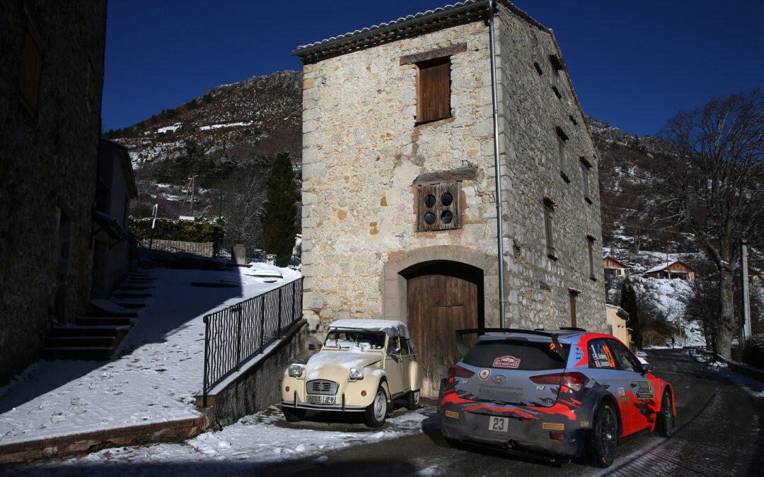 WRC, ράλι Μόντε Κάρλο: Μια φωτογραφία αντιθέσεων