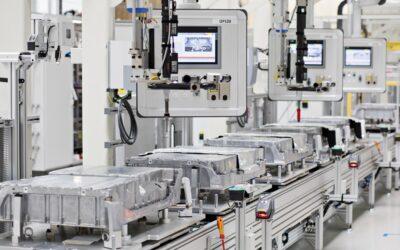 Skoda: Πόση ώρα διαρκεί η παραγωγή μιας μπαταρίας;