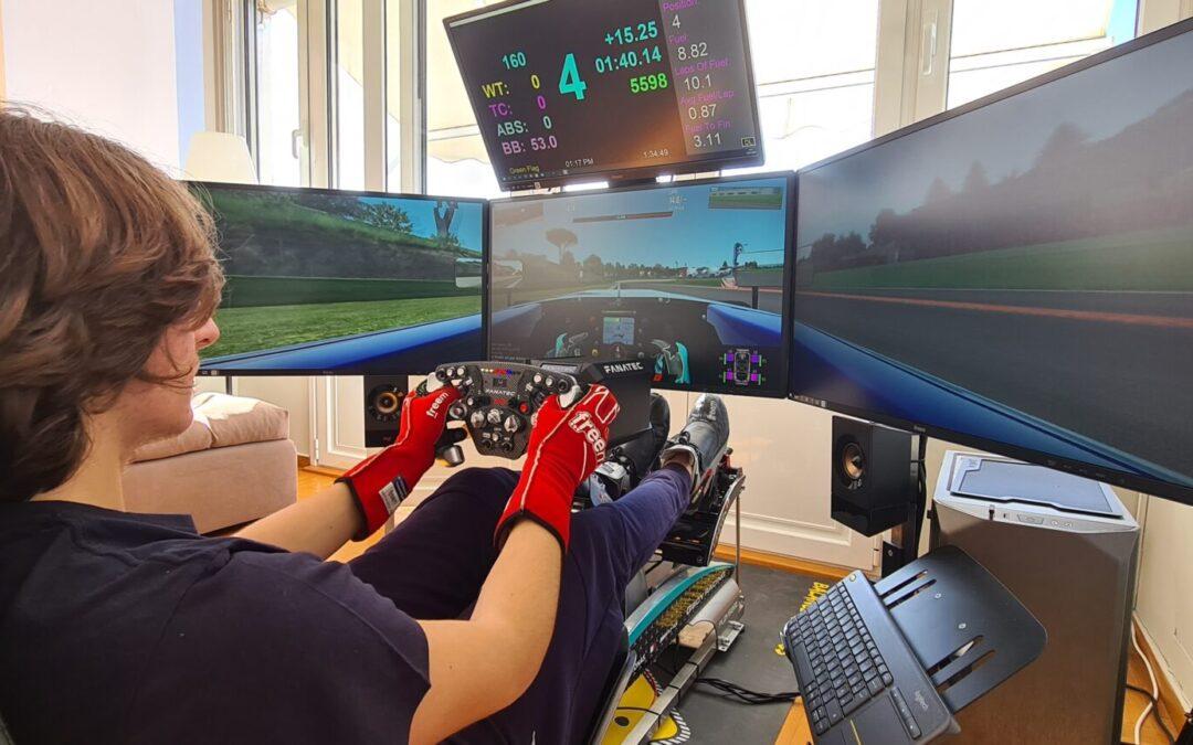 Για δεύτερη χρονιά ο Τζώρτζης Μαρκογιάννης, στο πρωτάθλημα Formula 4 της Ιταλίας