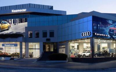 Kosmocar: Οργανωτικές αλλαγές σε Audi-Skoda