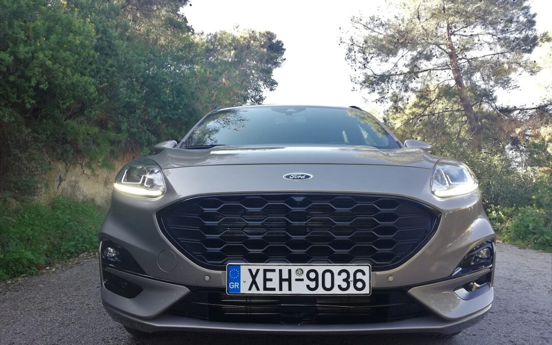 Ford Kuga 1.5 ST-Line: Τα δύο αρχικά που κάνουν τη διαφορά