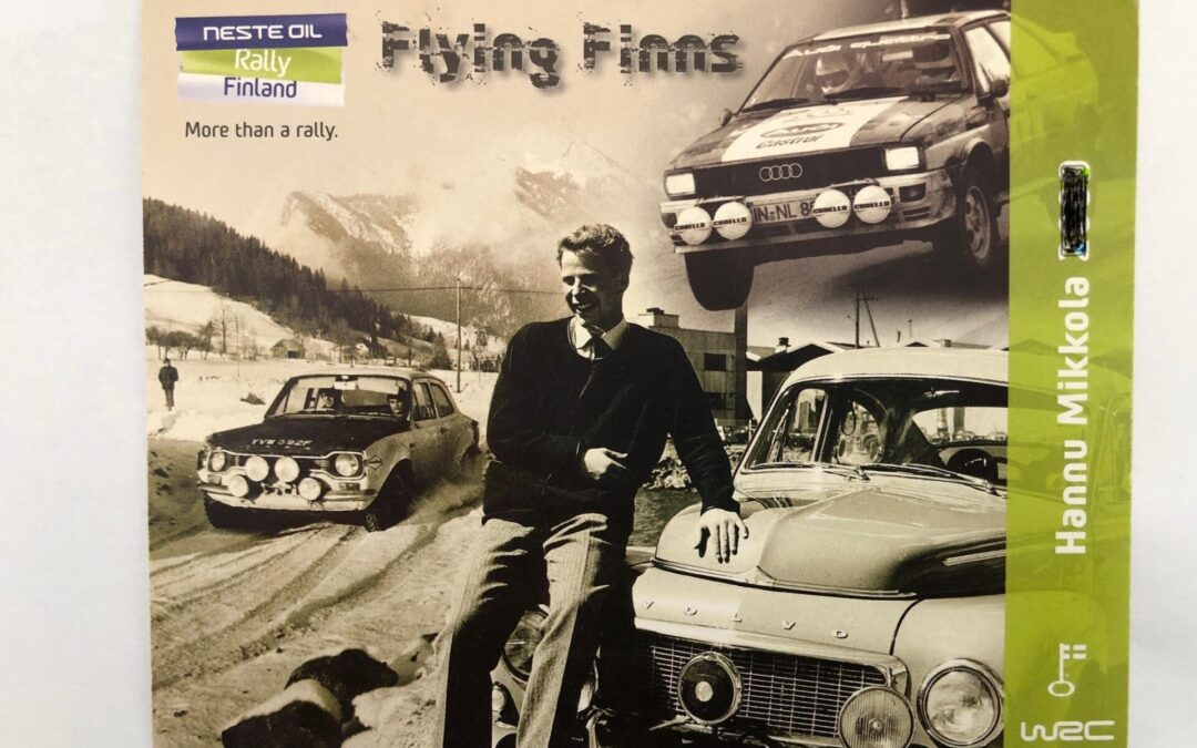 WRC, Hannu Mikkola: Αντίο στον Φινλανδό