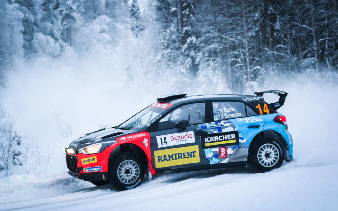 WRC: ραντεβού στο Ροβανιέμι για τον 2ο γύρο