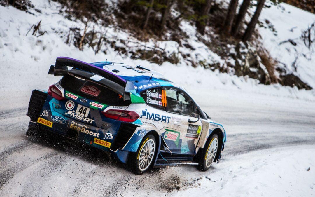 WRC, ράλι Αρκτικής: Δύο + ένα για τη Ford M-Sport