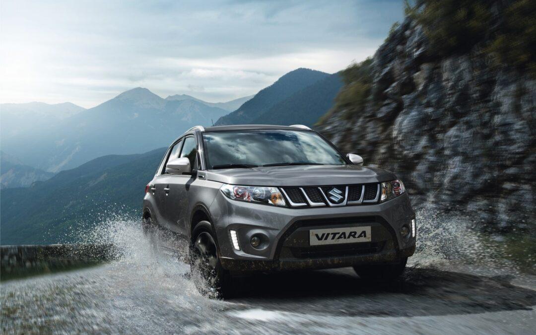 Suzuki: Ανακαλούνται 3.202 Vitara και SX4 S-Cross στην Ελλάδα